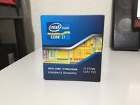 i7 3770k (4 x 3.50GHz, Ivy Bridge, Socket 1155) *CHEAP PRICE* *Including Stock Fan Unused*