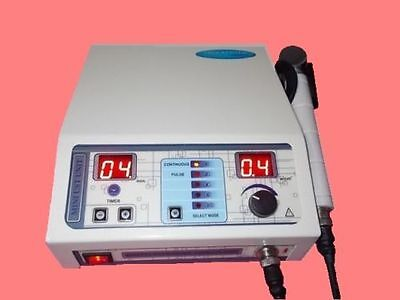 Home Professional Use Portable Ultrasound Therapy 1 Mhz Pain Relief Machine Nb