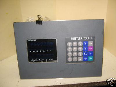 Mettler Toledo Jtxa2061000 Scale Terminal