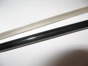 Carbon Fibre Bows for violin and cello