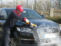 Mobile Valeting Service In & Out Wash £10