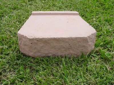 Retaining Wall Block Garden Patio Cement Concrete Mold QTY 2  3001 Moldcreations