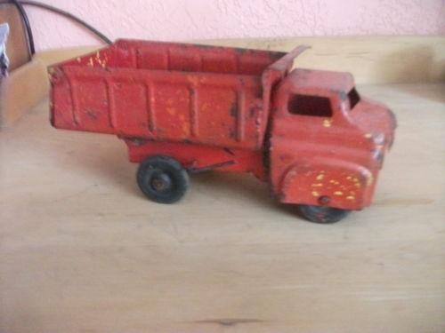 Tonka Toy Trucks >> Structo Toy Dump Truck   eBay