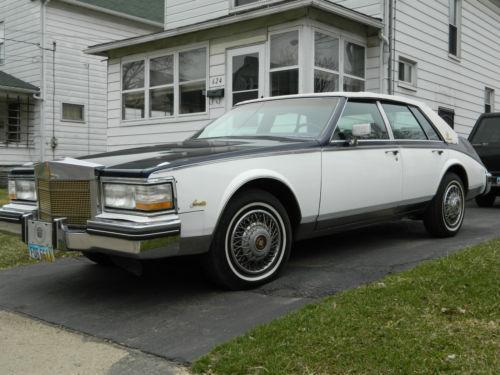 1985 cadillac seville ebay. Cars Review. Best American Auto & Cars Review
