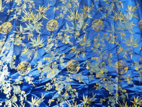 Oriental Fabric Ebay