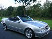 Mercedes CLK Convertible Automatic