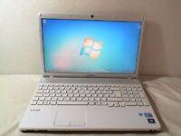Sony Vaio VPCEB1J1E Intel Core i3 128GB SSD 4GB RAM Windows 7 Laptop fastest hdd
