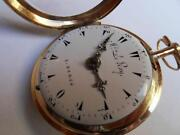 Leroy Pocket Watch