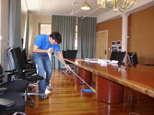 """OFFICE CLEANING: """"Ahhh, the cleaners were here!"""""""