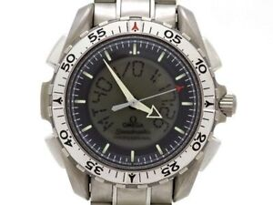 OMEGA Speedmaster Professional  X-33  Titanium  (sell/trade)