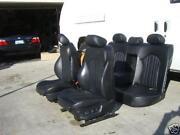 BMW M5 Seats