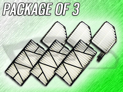 C35872 CABIN AIR FILTER FOR SUBARU LEGACY OUTBACK BAJA - PACKAGE OF 3 for sale  Shipping to Canada