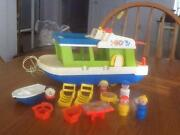 Fisher Price Happy Houseboat