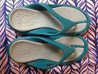 Used Crocs Shoes