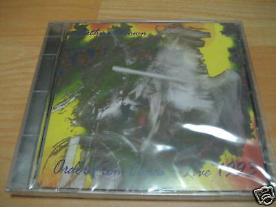 Arthur Brown / Order From Chaos - Live 1993 CD NEW