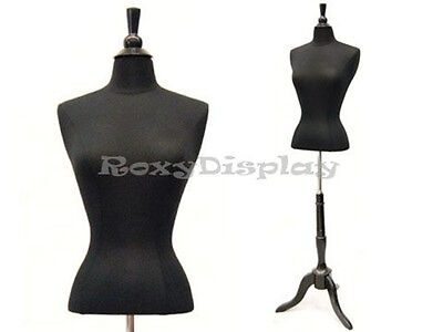 Female Small Size Mannequin Manequin Manikin Dress Form Fbsbbs-02bkx