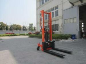 Brand new Pallet stacker lift truck 1000Kg 2200lbs