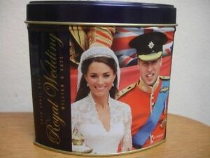 Royal Wedding Finest Tea Gift Prince William and Kate Middleton