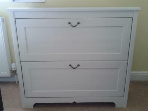 Trysil Ikea Chest Of Drawers ~ IKEA ASPELUND 2 drawer chest  in Carlisle, Cumbria  Gumtree