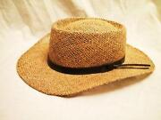 Stetson Straw Cowboy Hat
