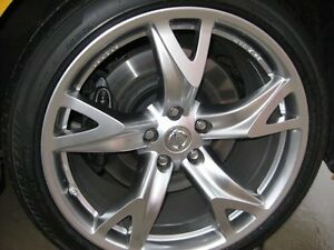 One Nissan 370Z Rim For Sale