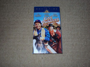 CITY SLICKERS, VHS MOVIE, EXCELLENT CONDITION