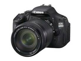 Canon DSLR D600 18-135 Price Drop
