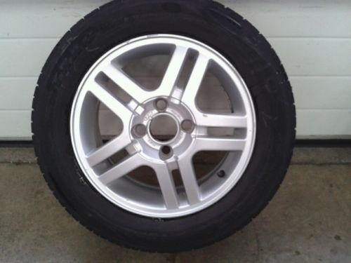 Ford 15 Inch Alloy Wheels Ebay