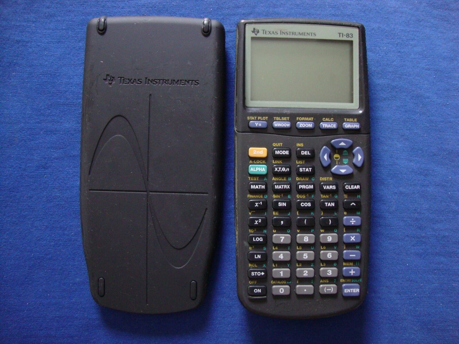 ti-83 graphic calculator plus ... Image 1