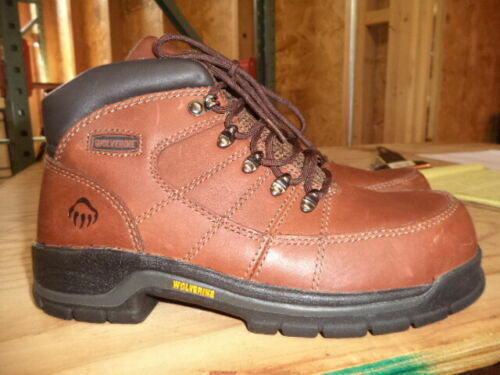 Wolverine Womens Davis Hiker Boot