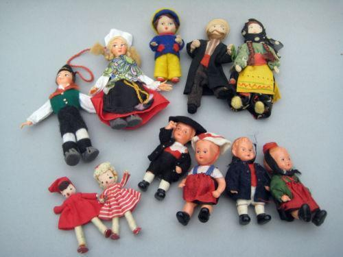 Miniature Doll Clothes | eBay