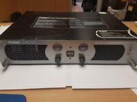 ProSound 1600 Power Amplifier 1600W Bridged into 8 Ohm