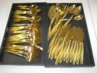 International Gold Flatware