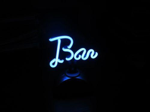 Neon bar sign ebay aloadofball Gallery