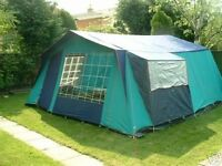 MONTANA 6 BERTH TENT NEW USED ONCE BARGAIN