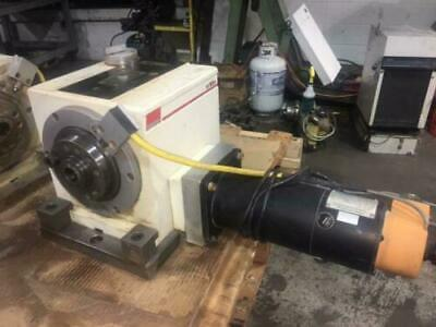 Smw Rt 160 Rotary Indexer Cnc 4th Axis Rotary Table