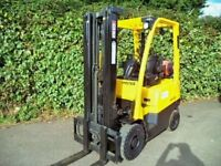 Hyster GAS/LPG Counterbalance forklift truck