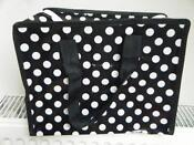 Black and White Spot Bag