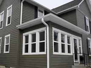 From siding purchase to installation, you can trust us 100 perce