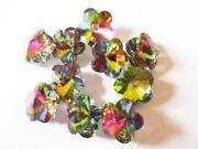 Swarovski Flower Beads