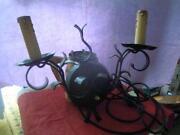 Wandleuchte mit Kabel