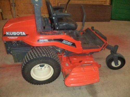 Kubota Lawn Mower Parts Lookup : Used kubota mowers ebay