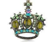 Crown Brooch