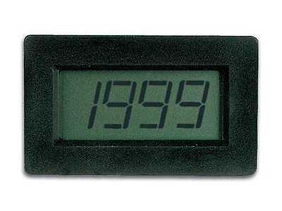 3-12 Digit Lcd Panel Meter Pmlcdl