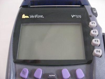 Verifone Vx570 Credit Debit Card Terminal