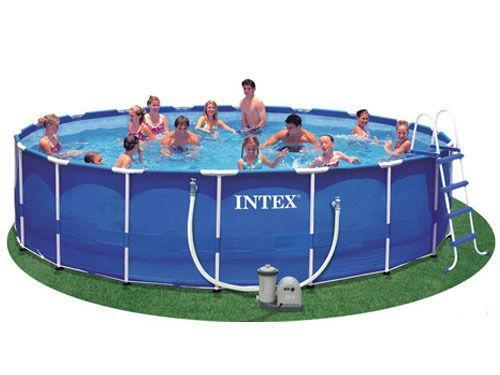 Intex Pool 18x48 Ebay