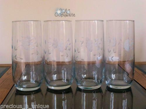 Princess House Ice Tea Glasses Ebay