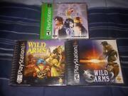 PS1 RPG Lot