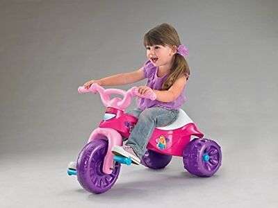Barbie Motorcycle Ride On Toy Gift Trike Tricycle Bike Car W