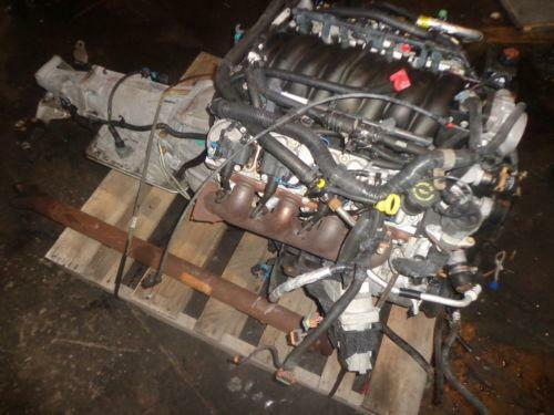 Chevy LS Engine eBay